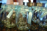 Mason jars for beverages